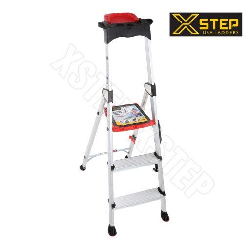 thang nhom ghe 3 bac gia re tphcm 510x510 - Thang nhôm ghế XSTEP XL-03 giá rẻ