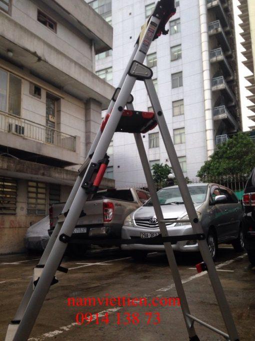 thang nhom ghe xstep chinh hang cao cap da nang 510x680 - Thang nhôm ghế XSTEP XL-07 cao cấp