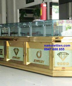 thiet ke tu trung bay vang bac gia re hcm 247x296 - Tủ bán vàng bằng nhôm kính đẹp
