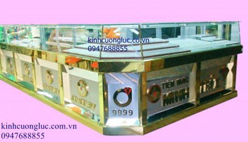 tu ban vang cao  cap 510x292 - Cửa hàng làm tủ bán vàng nhôm kính cao cấp HCM