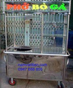 xe day ban pho hu tieu 248x298 - Mẫu tủ bán phở, bán hủ tiếu đẹp giá rẻ HCM